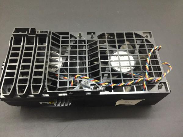 Dell Precision T3500/T5500 Original Front Dual Lüfter Fan DP/N: 0HW856